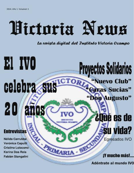 Victoria News Julio 2014|