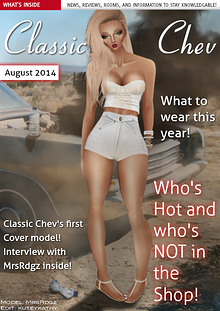 Classic Chev Magazine ( September 2014 )