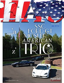 Exotic Auto Couture Magazine