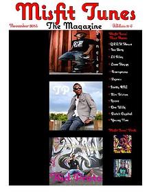 Misfit Tunes The Magazine