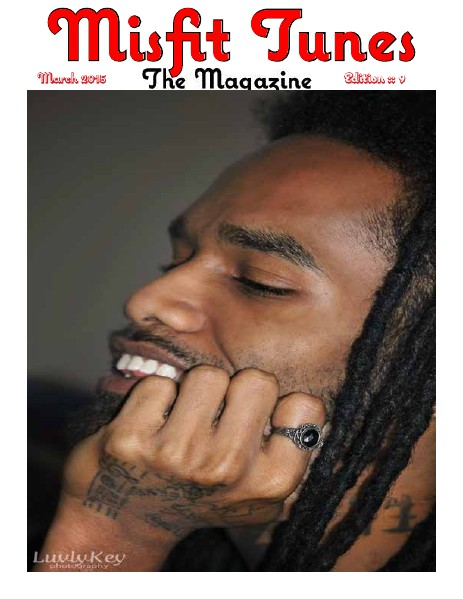 Misfit Tunes The Magazine March 2015