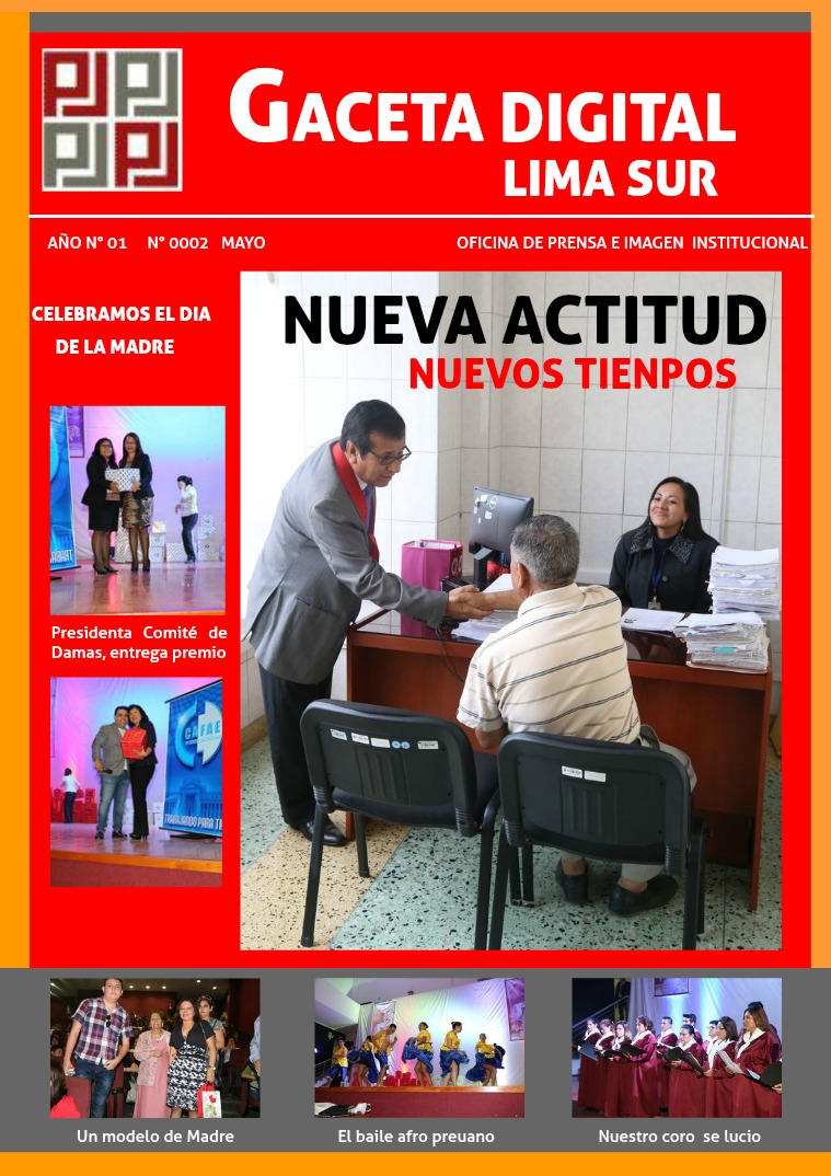 REVISTA DIGITAL LA GACETA REVISTA LA GACETA DIGITAL N°2