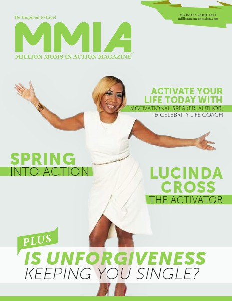 MMIA Magazine - Million Moms In Action Magazine March/April 2015