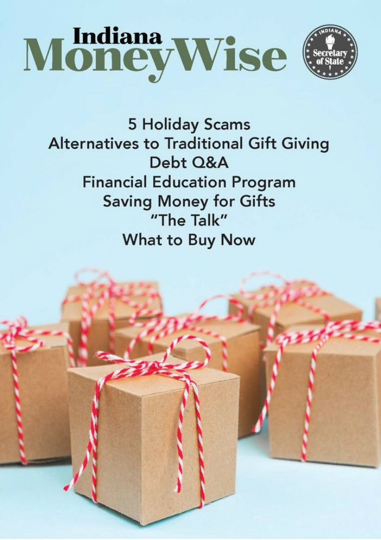 Indiana MoneyWise December 2017