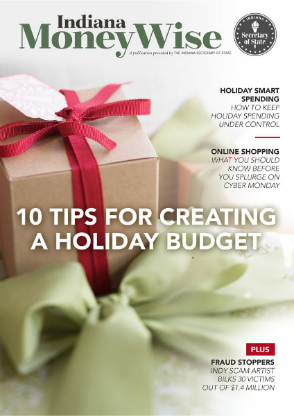 Indiana MoneyWise November 2014