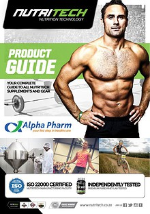 NutriTech AlphaPharm Catalogue