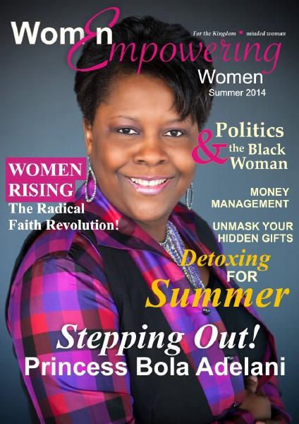 Women Empowering Women Magazine Women Empowering Women Magazine - Summer 2014