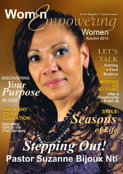 Women Empowering Women Magazine Women Empowering Women Magazine - Autumn 2014