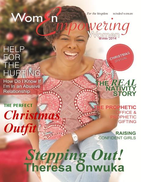 Women Empowering Women Magazine Women Empowering Women Magazine Winter 2014