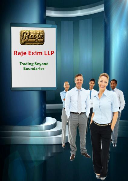 Raje Exim LLP ( july 2014)