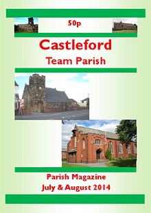 Castleford Team Parish Magazine July & August 2014