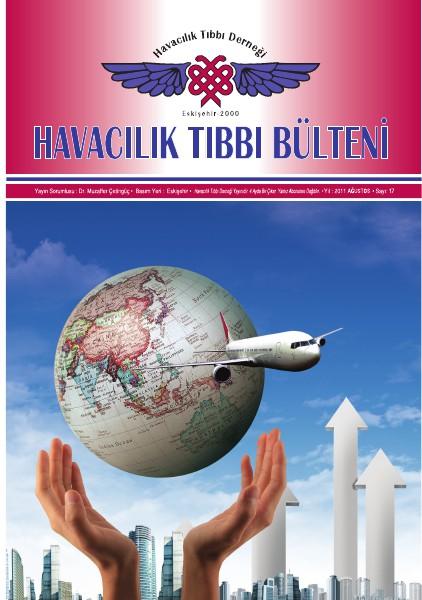 Havacılık Tıbbı Derneği - Bülten Sayı 17