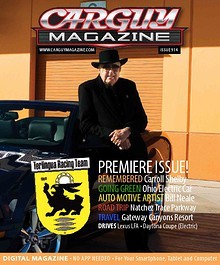 Car Guy Magazine