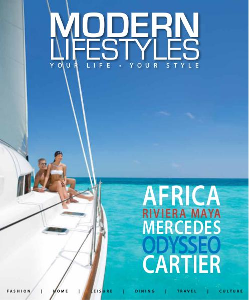 Modern Lifestyles SPRING 2015