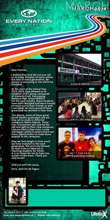 Campus Ministry Updates