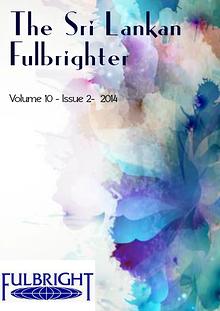 The Sri Lankan Fulbrighter