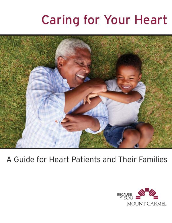 Caring For Your Heart Booklet