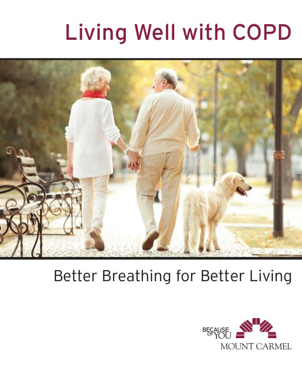 Living Well with COPD Booklet