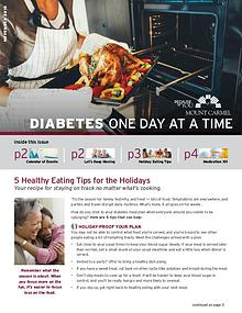 Diabetes Newsletter