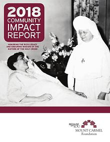 Mount Carmel Foundation Annual Report