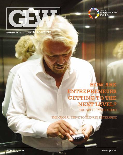 GEW Magazine issue 1