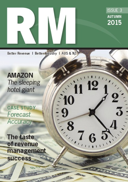 RM Magazine - Autumn 2015 Revenue Management volume 3