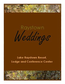 Lake Raystown Resort, Lodge, and Conference Center