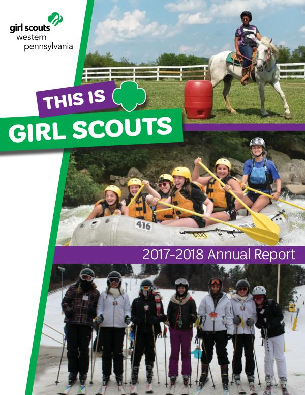 GSWPA Annual Report 2017-18