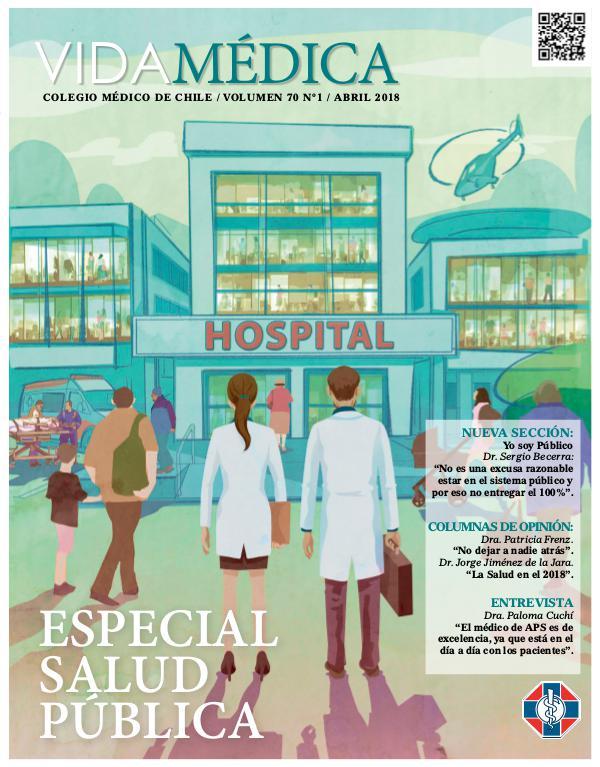 Vida Médica Volumen 70 N°1 - 2018