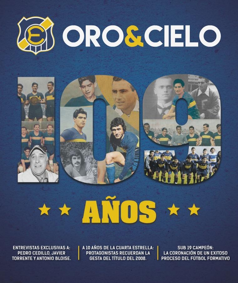 Revista Oro y Cielo Revista Oro&Cielo #03
