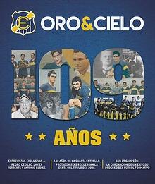 Revista Oro y Cielo