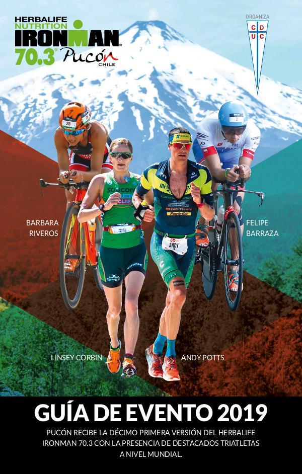 Ironman de Pucón HERBALIFE IRONMAN 70.3 PUCÓN 2019