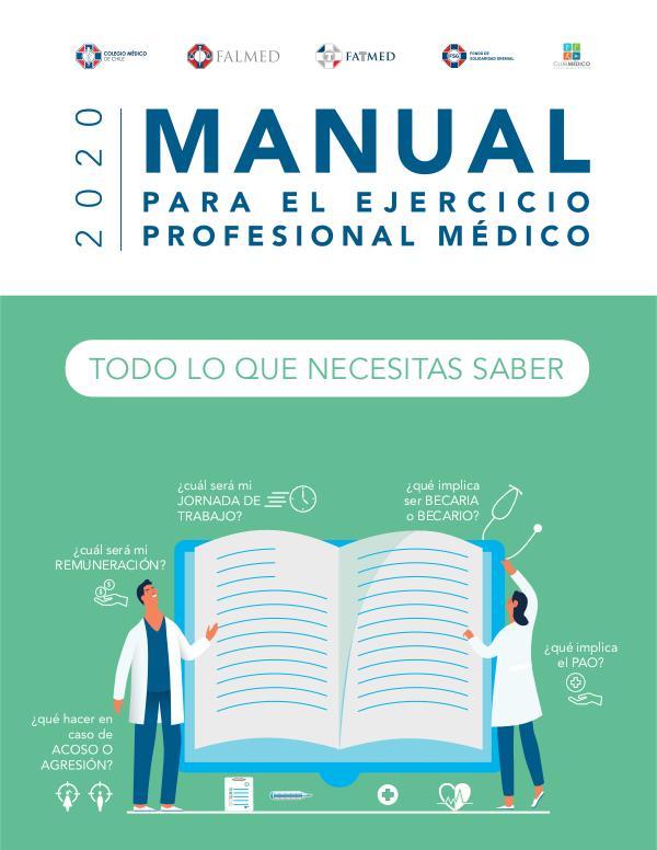 Manual de Ejercicio Profesional Médico Edición 2020