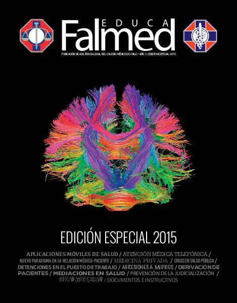 Falmed Falmed Educa - Edición Especial 2015
