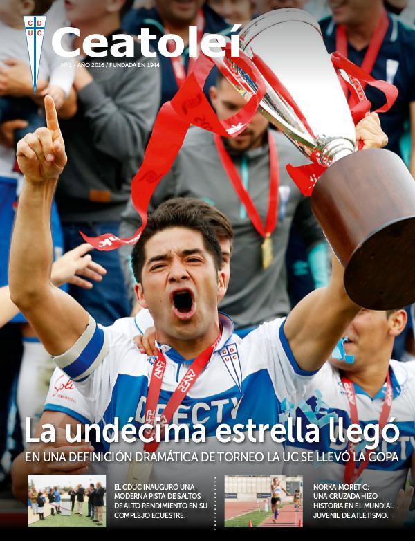 Ceatoleí Revista Ceatoleí Nº1 - 2016
