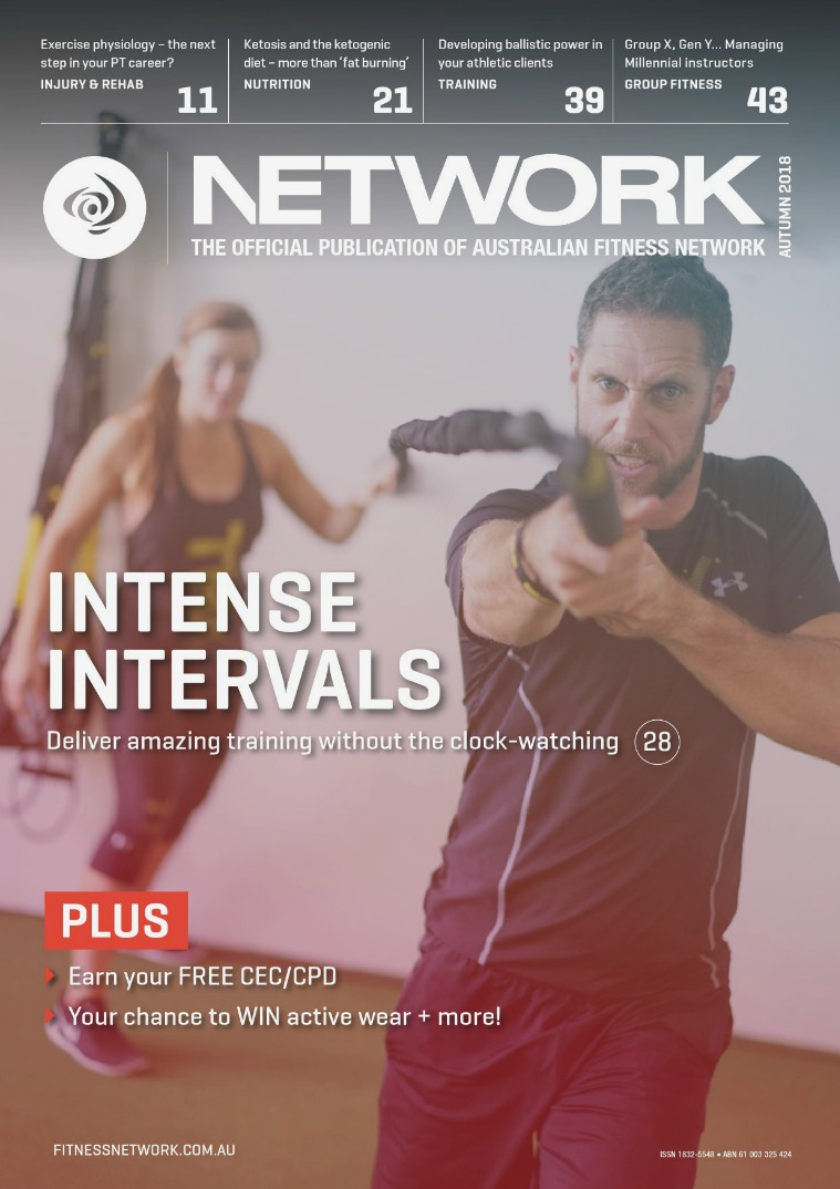 Network Magazine Autumn 2018