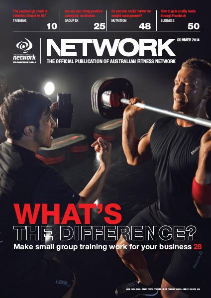 Network Magazine summer 2014
