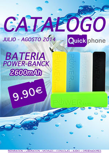 Catalogo Quickphone