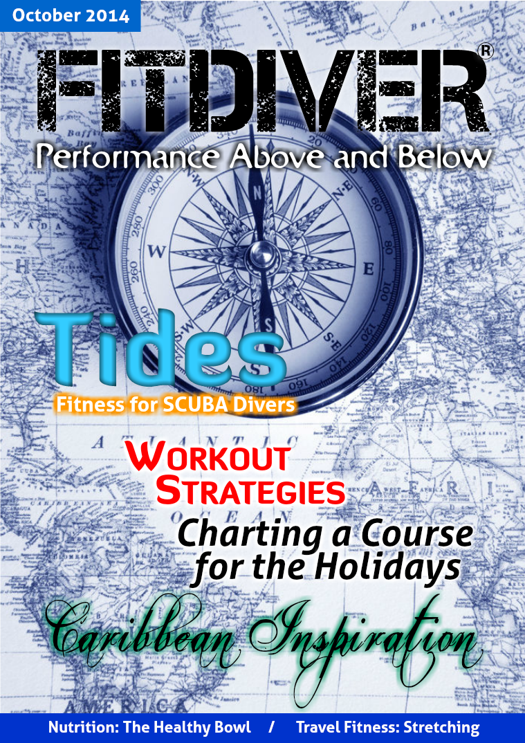 FitDiver® Magazine October 2014
