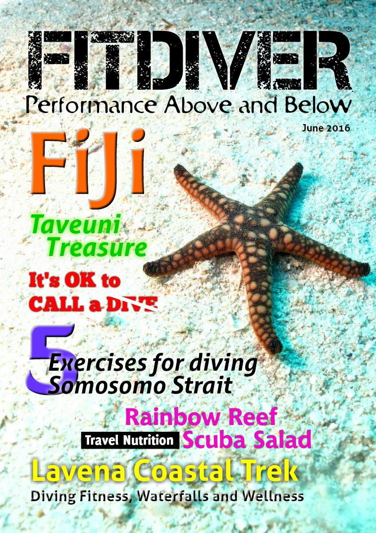 FitDiver® SPECIAL EDITION June 2016