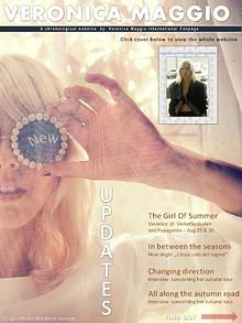 Veronica Maggio Webzine