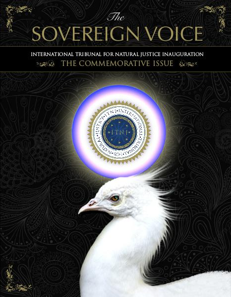 The Sovereign Voice Issue 2
