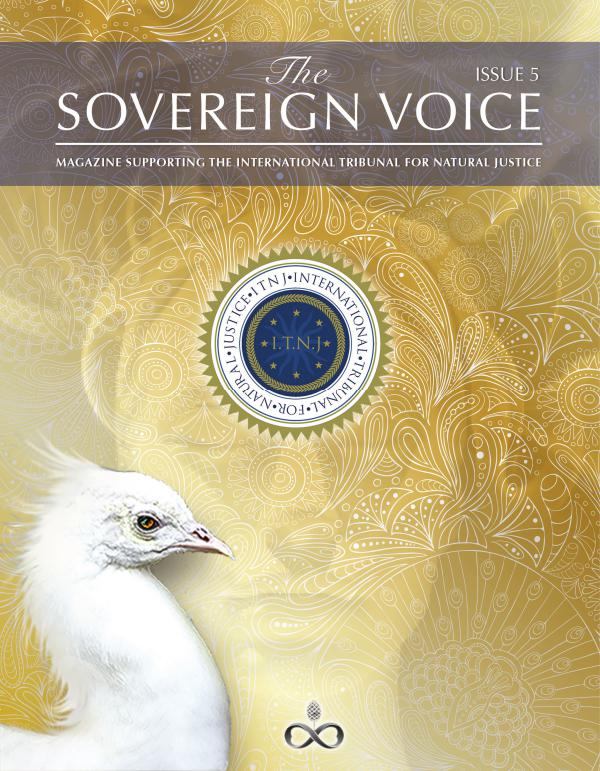 The Sovereign Voice Issue 5