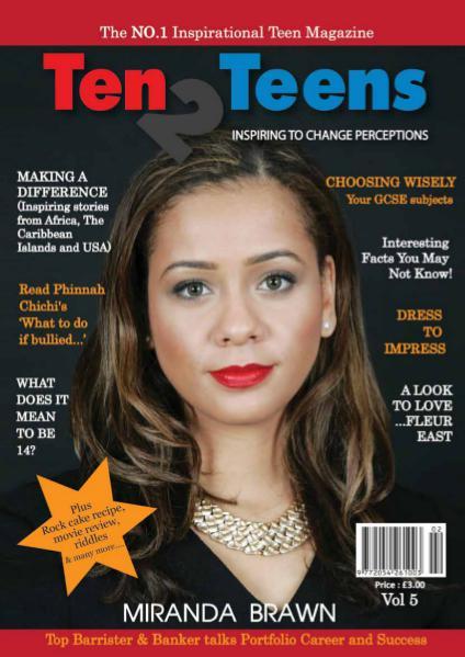 Ten2Teens Mag Vol 5 Ten2Teens Mag Vol 5