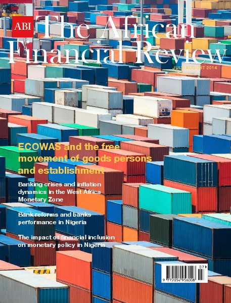 The African Financial Review July-August 2014