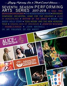 7th Season Performing Arts Series Brochure
