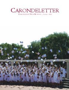 Carondeletter Summer 2014