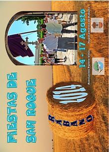 Programa de Fiestas San Roque 2014