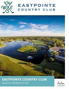 Eastpointe Country Club Newsletter