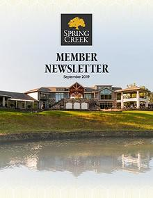 Spring Creek September Newsletter 19